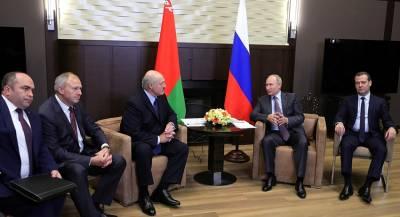 Путин и Лукашенко развязывают узлы противоречий