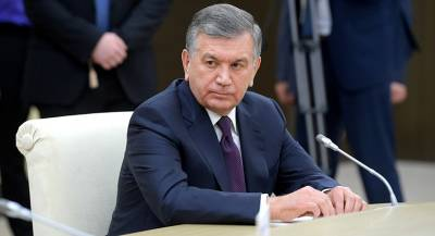 Семья президента: Шавкат Мирзиёев