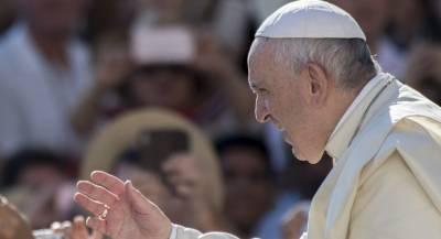Папа римский попытался усовестить сицилийскую мафию