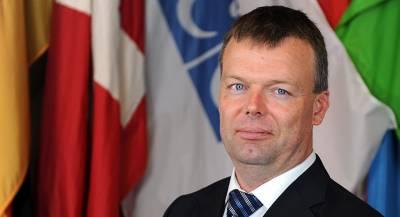 В МИД ЛНР отреагировали на отставку Хуга