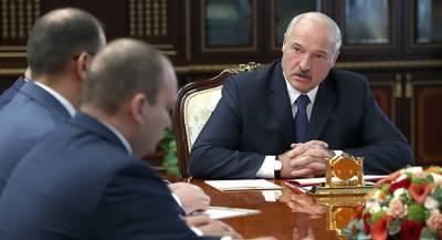 Лукашенко меняет пьющих министров на либералов
