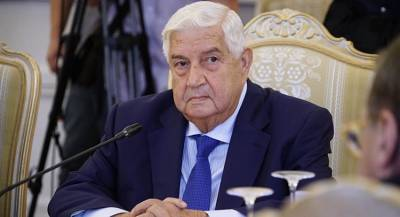 Глава МИД Сирии: С-300 достаточно для ответа Израилю