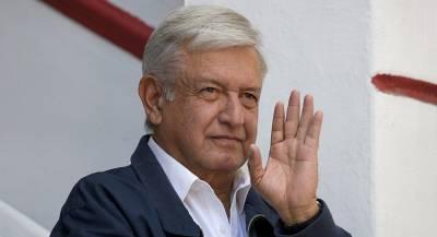 Новый президент Мексики заявил о банкротстве страны