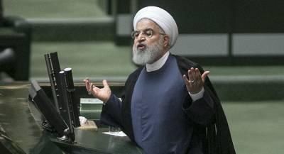 Роухани: США пытаются вести переговоры с Ираном