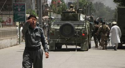 Люди погибли при атаке смертника в Афганистане
