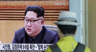 Ким Чен Ын заверил Китай в денуклеаризации