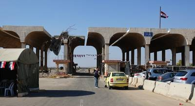Иордания откроет границу с Сирией в октябре