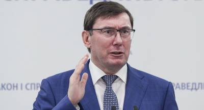 Генпрокурор отказал в поддержке Порошенко на выборах