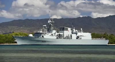 Канада возобновляет патрулирование в КНДР