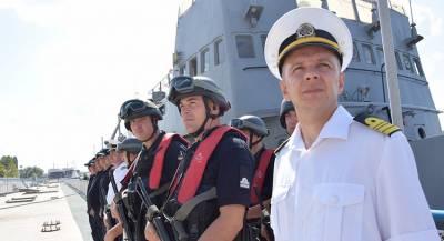 Украина провела военные учения на побережье Азовского моря