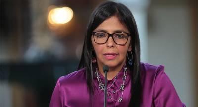 Вице-президент Венесуэлы ответила главе ОАГ