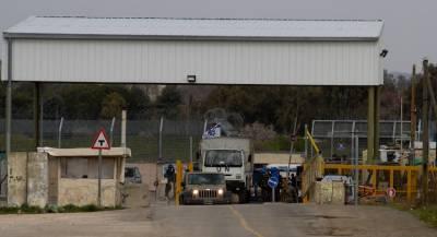 Сирия готова к открытию перехода на границе с Израилем