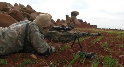 В Идлибской зоне деэскалации продолжаются обстрелы
