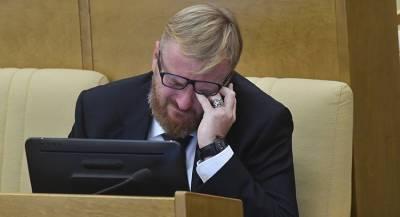 Милонов назвал Киев вооружённой диктатурой