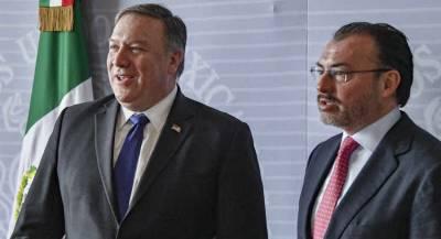 США и Мексика решают вопрос с караваном мигрантов