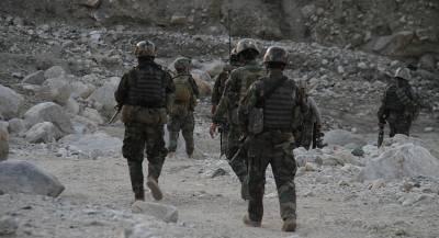 Патруль НАТО подорвался в Афганистане