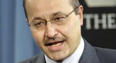 Новым президентом Ирака стал Бархам Салех