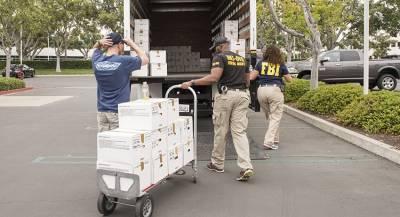 Подозрительные посылки были обнаружены в десятке мест в США