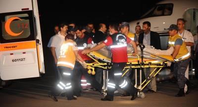 Число жертв ДТП в Турции возросло
