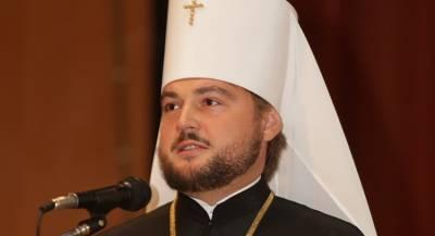 Митрополит УПЦ вышел из Московского патриархата
