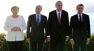 Совместное заявление принято на саммите по Сирии в Стамбуле