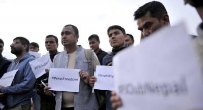 «Репортеры без границ» назвала число погибших журналистов