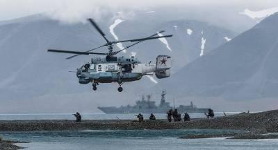 Запад принуждает Россию делиться Арктикой