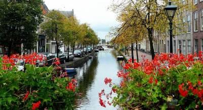 Из центра Амстердама уберут квартал Красных фонарей