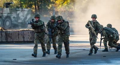 Неонацистский военный заговор раскрыт в Германии