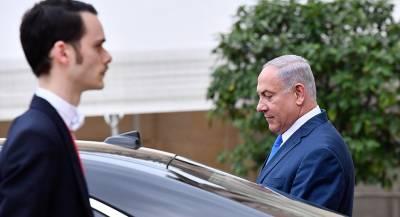 Нетаньяху подтвердил отказ от сторонних встреч в Париже