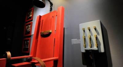 Впервые за пять лет в США казнили на электрическом стуле