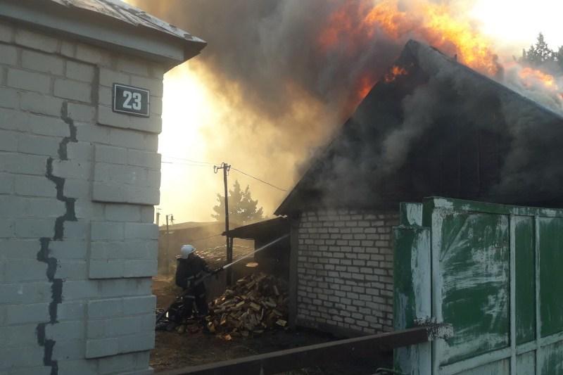 Зеленський зібрав термінову нараду: горить більше 400 га лісу на Харківщині та 80 га Луганщині