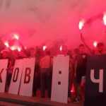 «Аваков – черт»: протестующие на Банковой потребовали избавиться от Авакова. ФОТО, ВИДЕО