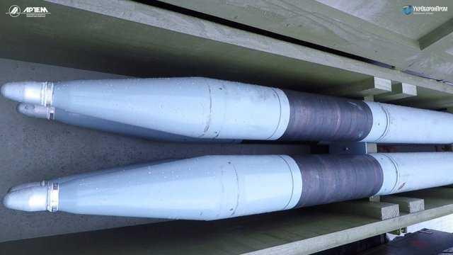 авіаційні ракети РС-80