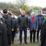 Ігор Молоток передав церковне приладдя у храми Середино-Будщини
