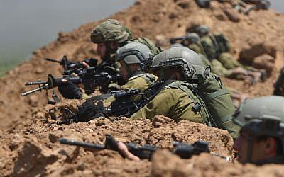 Znalezione obrazy dla zapytania: izraelscy snajperzy zdjecia