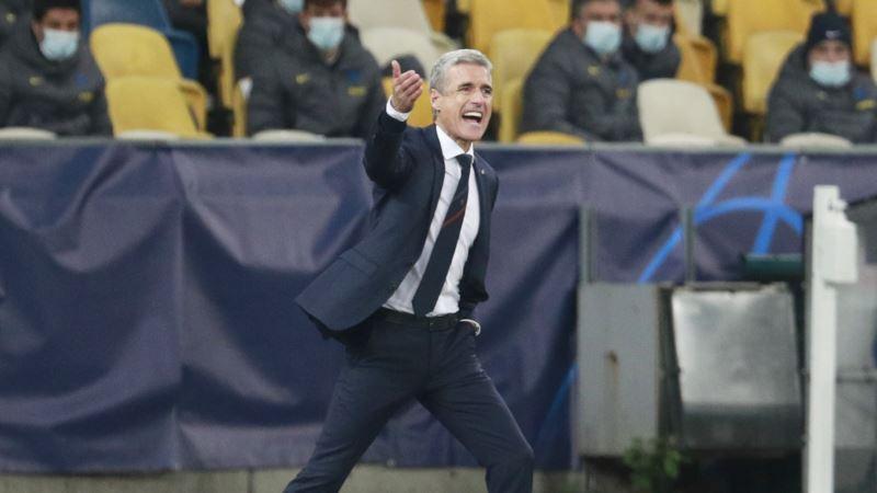 Каштру згадав про «Донбас-Арену» перед матчем з «Боруссією» в Києві