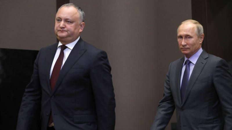Молдовський Герострат: навіщо Ігор Додон створює загрози для своєї країни?