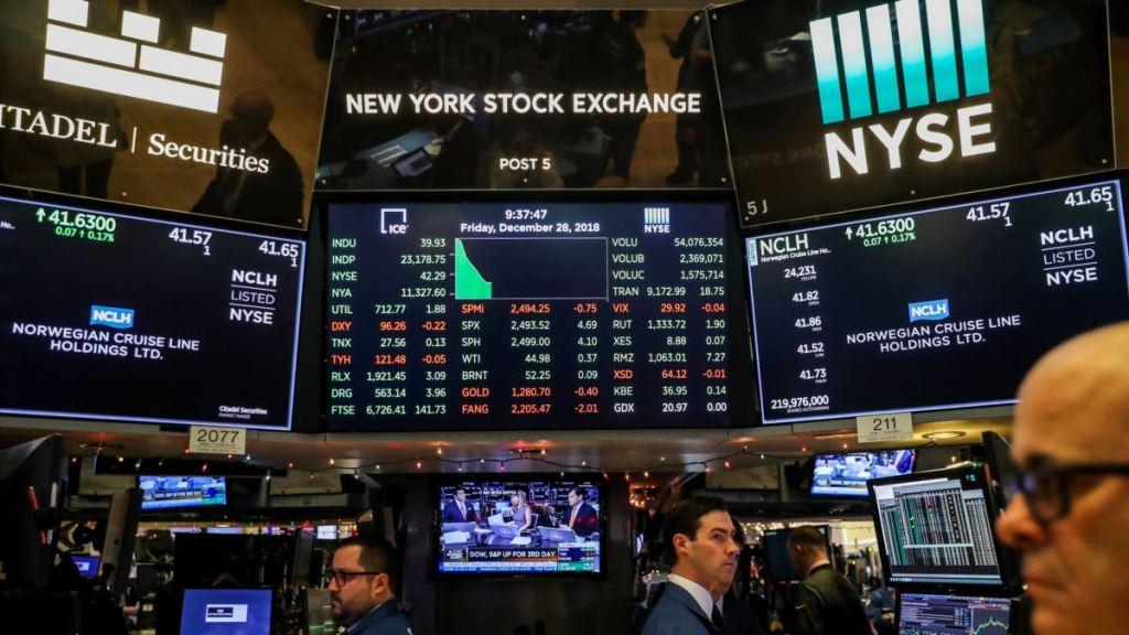 Нью-Йоркська фондова біржа скасувала рішення про виключення з індексу держкомпаній Китаю