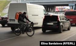 Тема безпеки для велосипедистів «вийшла за рамки велоспільноти»