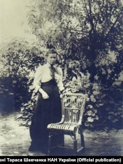 Леся Українка (Лариса Косач-Квітка). Єгипет, 1910 рік
