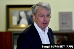 Міністр культури та інформаційної політики України Олександр Ткаченко
