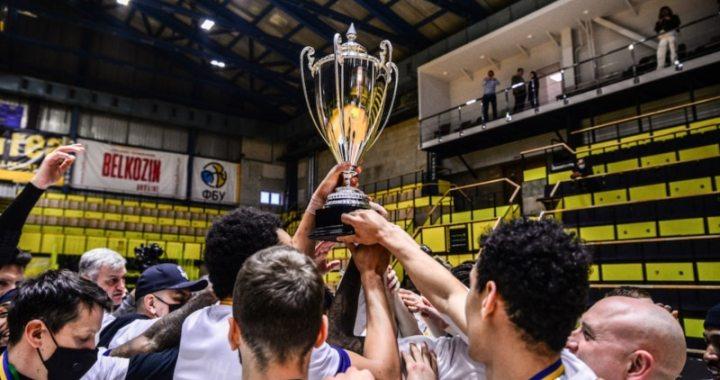 «Будівельник» виборов Кубок України з баскетболу