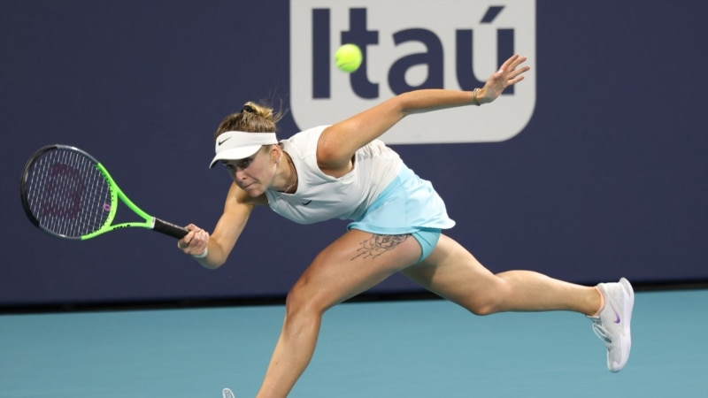 Miami Open: Світоліна поступилася першій ракетці світу