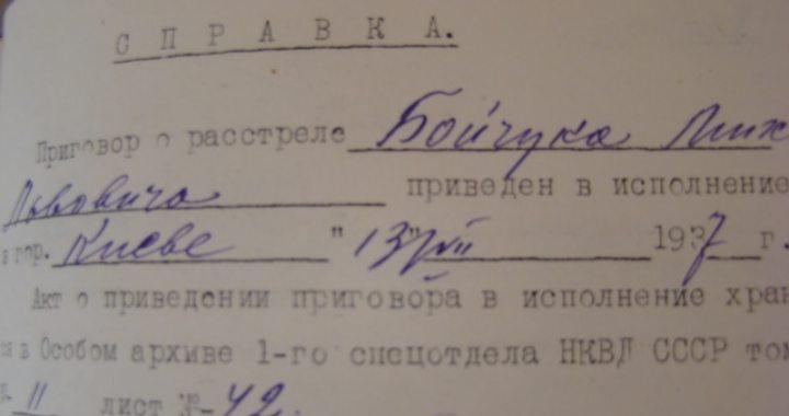 Справа «бойчукістів»: як в СРСР розстріляли українських художників (документи)
