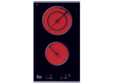 Encimera 2 Quemadores Vitrocermica Elctrica  Falabellacom
