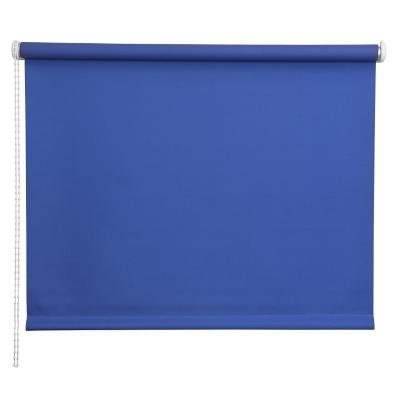 Mashini Cortina Roller Blackout 120 x 165 cm Azul