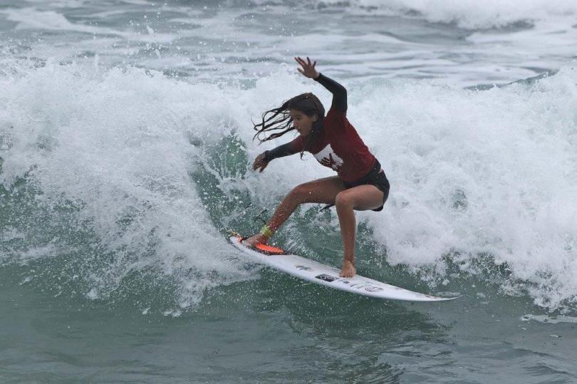 Surfistas do Instituto Medina vencem três dos seis títulos individuais do Hang Loose