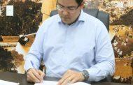 Aguilar Junior encaminha projetos à Câmara que criam VR aos servidores e adicional de insalubridade aos Agentes Comunitários
