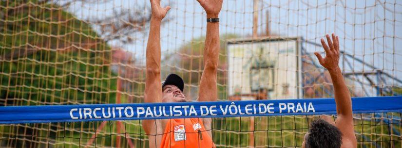 Atletas de Caraguatatuba conquistam ouro, prata e bronze no 1º Desafio Paulista de Vôlei de Praia em Itupeva